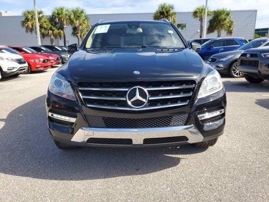 2014 Mercedes-Benz ML 350 | Daytona Beach, FL