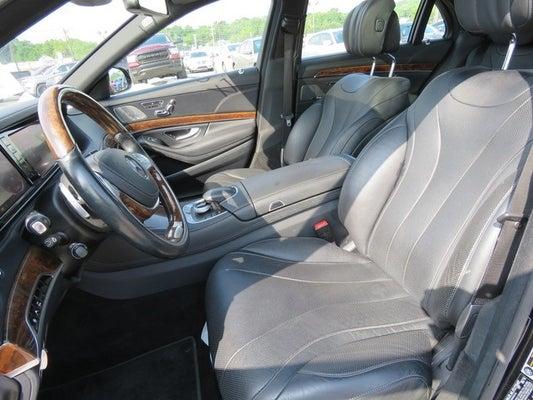 2014 Mercedes-Benz S 550 4MATIC®