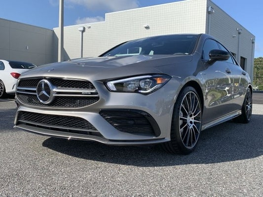 2020 Mercedes-Benz AMG® CLA 35 4MATIC®   Daytona Beach, FL