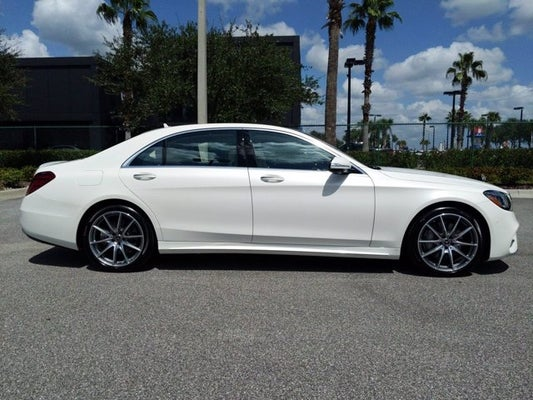 2020 Mercedes-Benz S 560 | Daytona Beach, FL