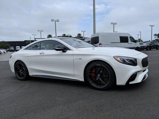 2020 Mercedes-Benz AMG® S 63 4MATIC® | Daytona Beach, FL